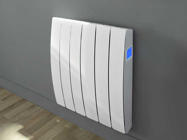 photo représentant un radiateur électrique